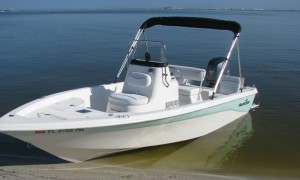 2015 18.5 Foot Nautic Star Center Console Boat with a 90 Hp. Yamaha 4 stroke.